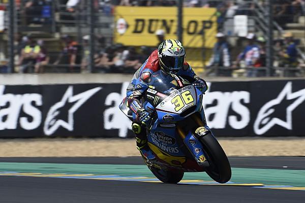 MotoGP Actualités Joan Mir dispose d'un pré-contrat avec Honda