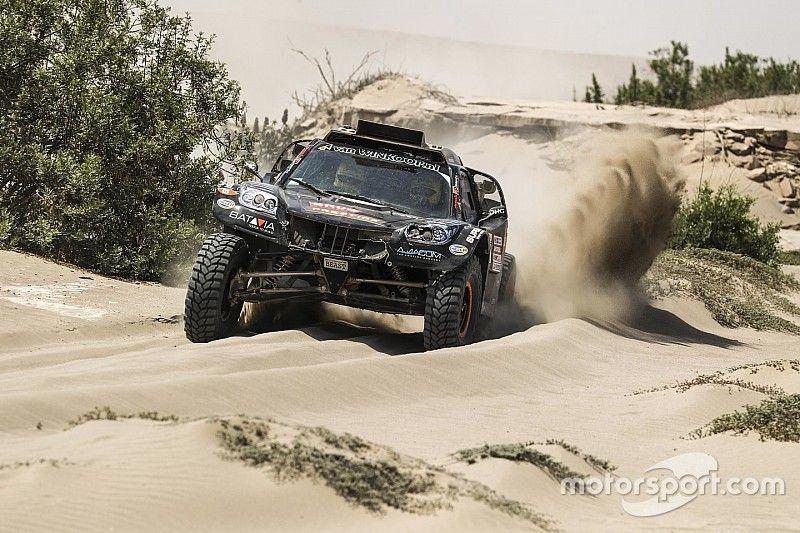 Gebroeders Coronel trotseren zwaarste Dakar-duinen die ze ooit zagen