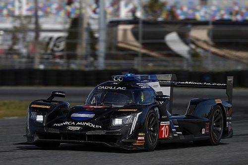 Van der Zande en Cadillac afgeremd door BoP voor 24 uur Daytona
