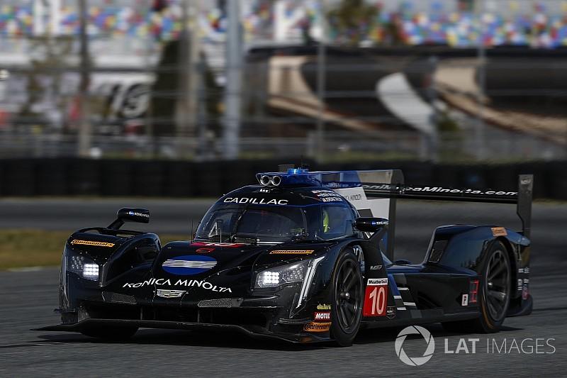 Cadillac performance pegged back for Daytona 24 Hours
