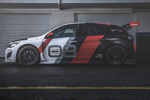 Peugeot 308TCR : Façonnée pour la compétition