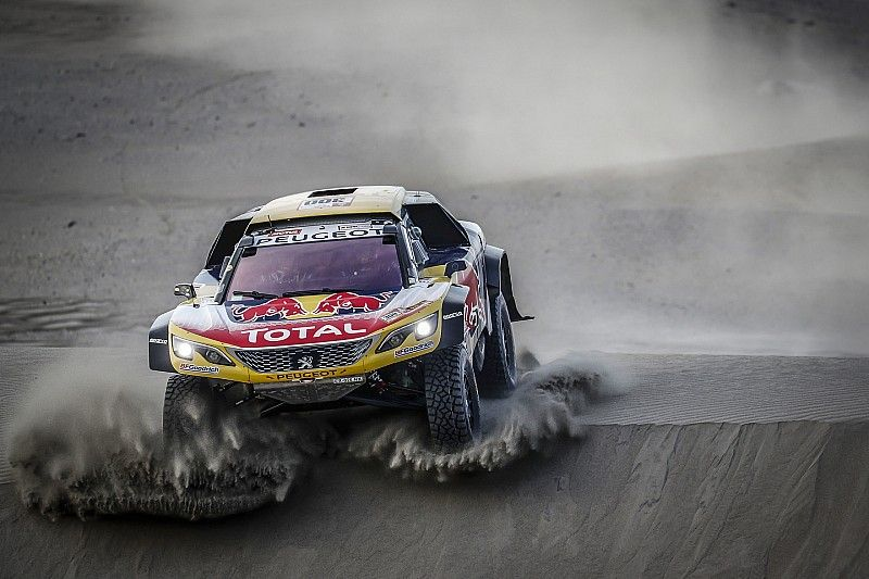 "Peugeot-Duell: ""Gegen Loeb war es kritischer als gegen Sainz"""
