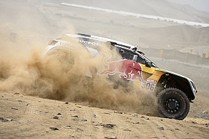 Dakar Rapport d'étape Autos, étape 1 - Al-Attiyah premier leader, Loeb déjà retardé !