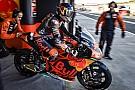Moto2 KTM-Pilot Brad Binder: Mit dem