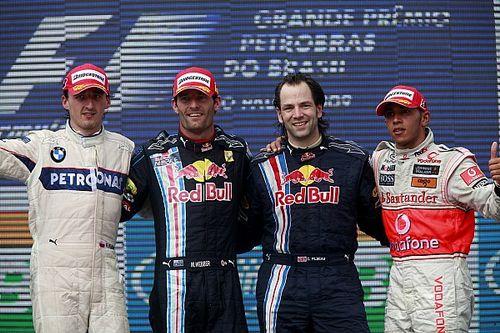 Webber stawia na Hamiltona