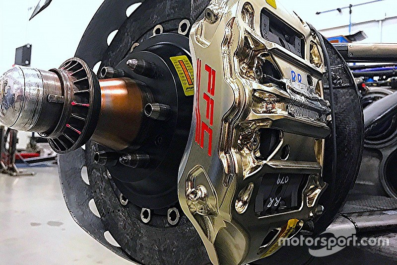 How PFC stepped up braking performance for 2018 IndyCar