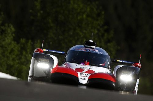 Spa WEC: Toyota pulls clear of privateer rivals in FP2