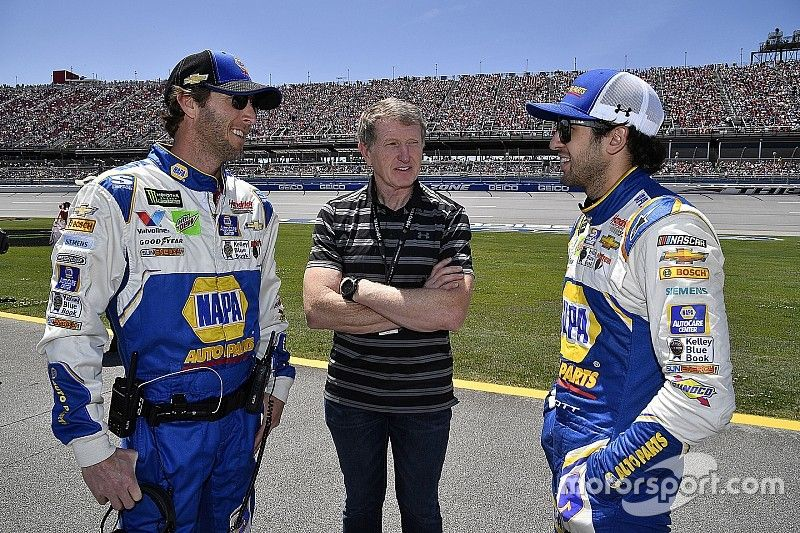 """Bill Elliott on return: """"I really don't have anything to prove"""""""