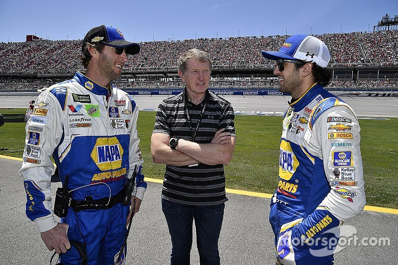 "Bill Elliott on return: ""I really don't have anything to prove"""