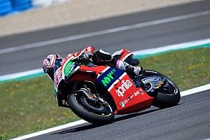 "Aprilia failure rate ""unacceptable"" - Espargaro"