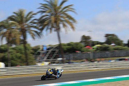 GALERI: Aksi sesi latihan MotoGP Spanyol