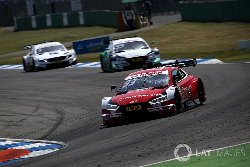 Audi can't explain Hockenheim improvement
