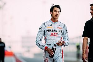 Gelael jelaskan tantangan pembalap dari Indonesia