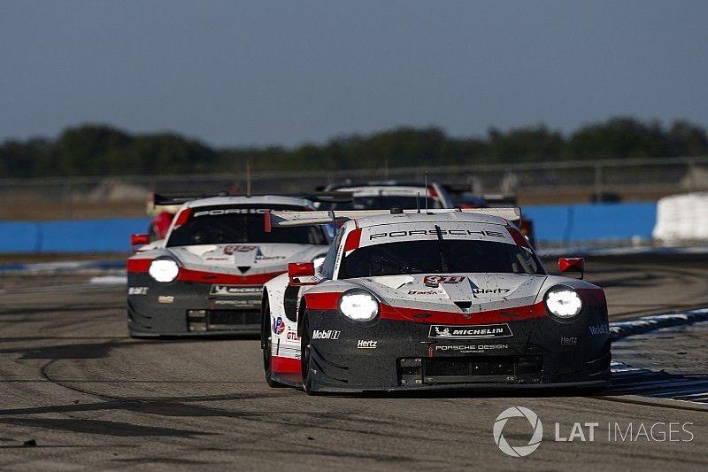 "Porsche boss hails ""perfect"" run to victory at Sebring"