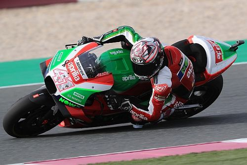 Espargaro: Aprilia has to improve bike to keep me
