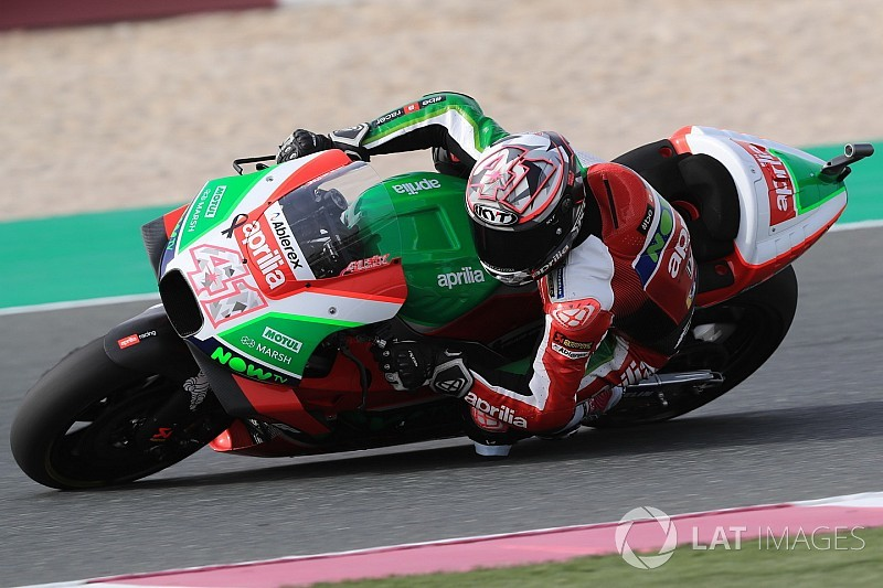 Espargaro: Aprilia has to improve bike to keep me
