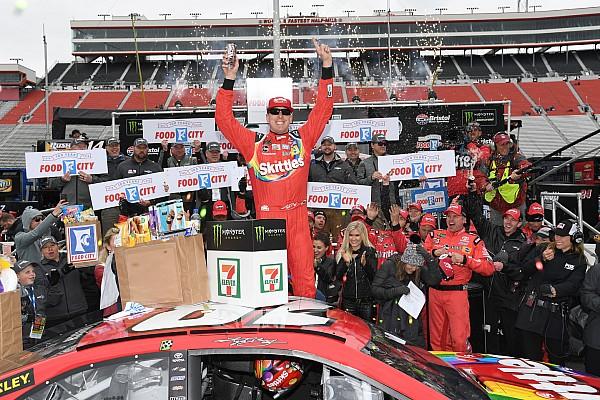 NASCAR Cup Kyle Busch will