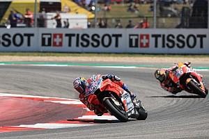 """MotoGP Declaraciones Dovizioso sobre su renovación: """"No es a mí a quien hay que preguntar"""""""