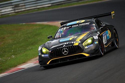 24h-Qualifikationsrennen: Mercedes setzt sich knapp gegen BMW durch