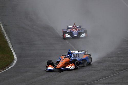 Dixon se queja de problemas que le costaron el podio en Barber