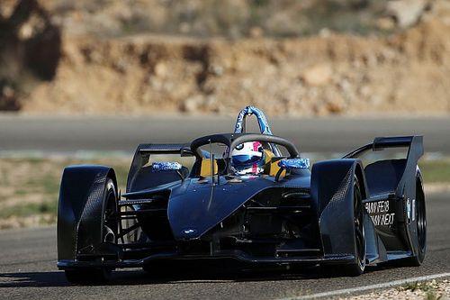 Bruno Spengler probó el BMW iFE.18 para Fórmula E