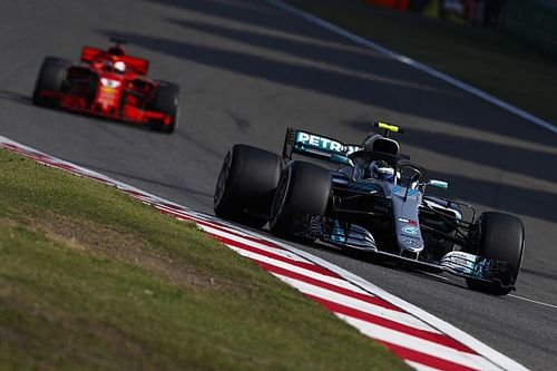 Mondiale Costruttori F1 2018: la Mercedes supera la Ferrari di 1 punto