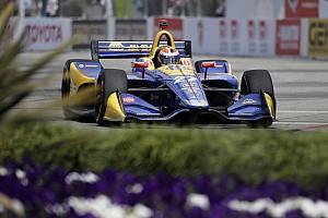 IndyCar Résumé de course Le point IndyCar - Rossi, taille patron