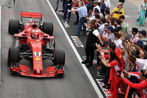 """How Vettel and Ferrari turned """"disaster"""" into triumph"""