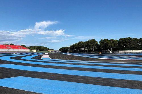 Paul Ricard terá duas zonas de DRS para GP da França