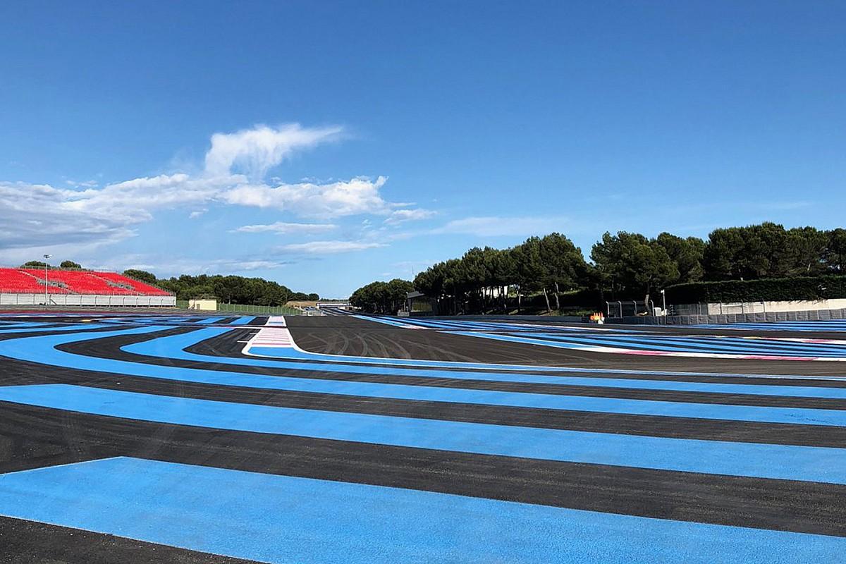 FIA wijst voorlopig twee DRS-zones aan voor GP van Frankrijk