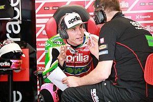 Aprilia: Espargaro dimesso dall'ospedale dopo il crash del Sachsenring. Alte le possibilità di vederlo a Brno