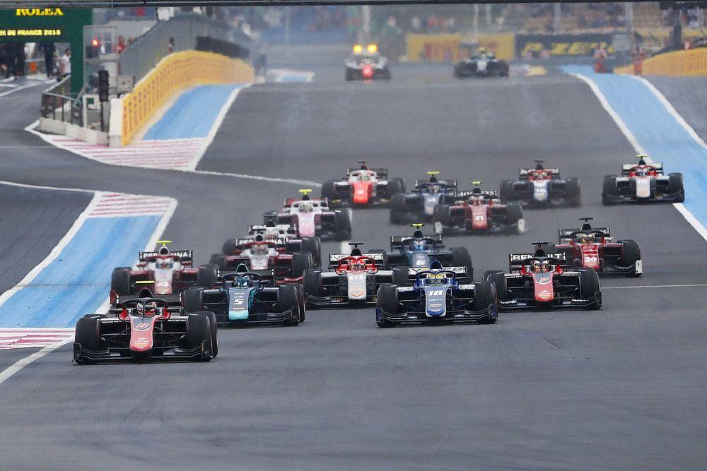 La FIA F2 realizará pruebas extra para solucionar sus problemas