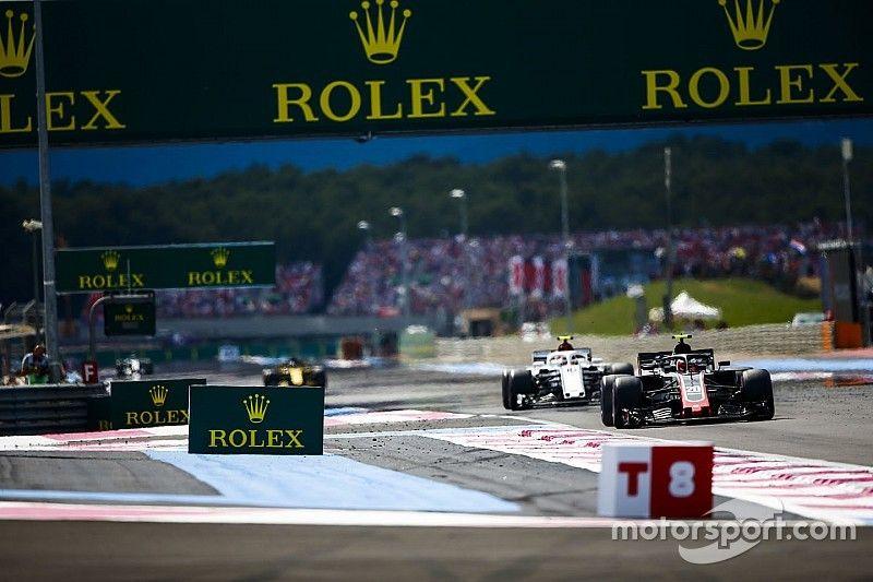 La FIA prête à envisager la suppression de la chicane au Paul Ricard
