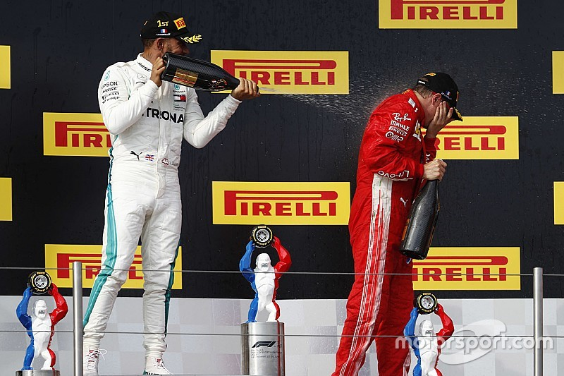 GALERIA: Relembre os últimos 10 vencedores do GP da França