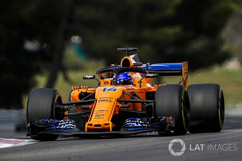 McLaren's rivals surprised by its struggles