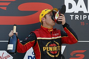 Supercars Breaking news Reynolds 'pulled his socks up' after teammate scare