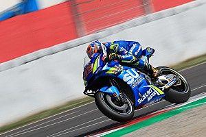 Suzuki setzt beim MotoGP-Rennen in Assen auf neuen Motor