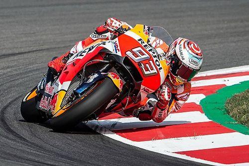 Depois de passar pelo Q1, Márquez comemora 2º no grid