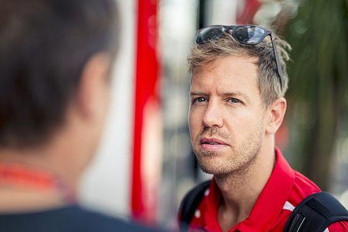 """Vettel: """"La Ferrari ha più potenziale, ma non sono riuscito a tirarlo fuori"""""""