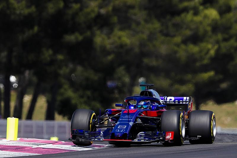 Hartley vreest voor gridstraf na motorprobleem in tweede training