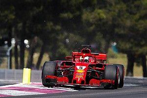 """Vettel: """"Siempre mejoramos el sábado, espero seguir así"""""""