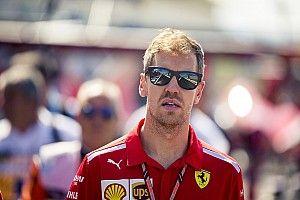 """Vettel: """"Stiamo lavorando per fare in modo che ci siano sempre più alti che bassi"""""""