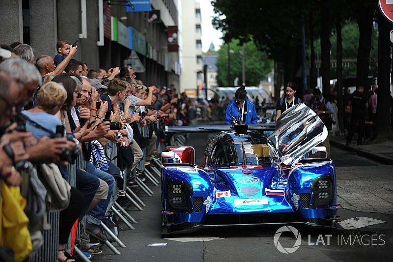Le Pesage a définitivement lancé la folle semaine du Mans!