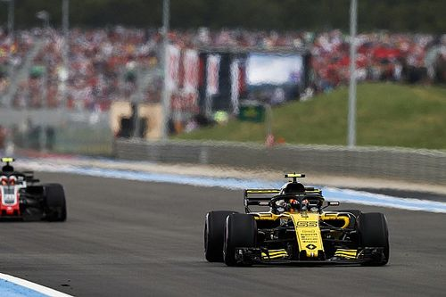 Sainz says VSC saved points finish after MGU-K failure