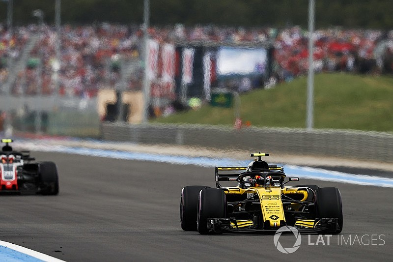 Sainz says VSC saved points finish after MGU-K failure