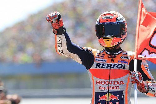 MotoGP Assen: Nefes kesen yarışı Marquez kazandı!