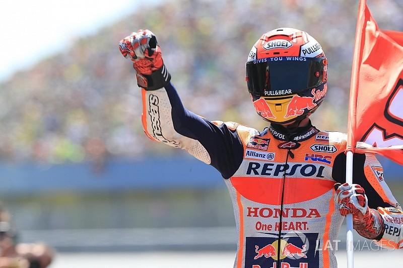 Championnat - Márquez augmente son avance!