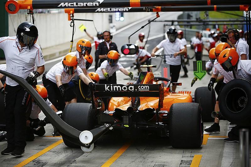 """McLaren, sorunları çözmek için cuma günlerini """"test olarak""""kullanıyor"""