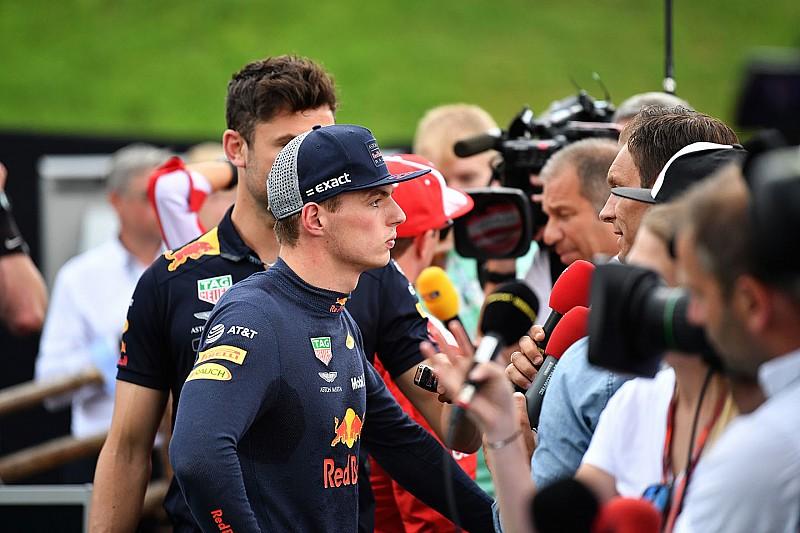 Videón a kellemetlen rádióbeszélgetés Verstappen és a Red Bull között