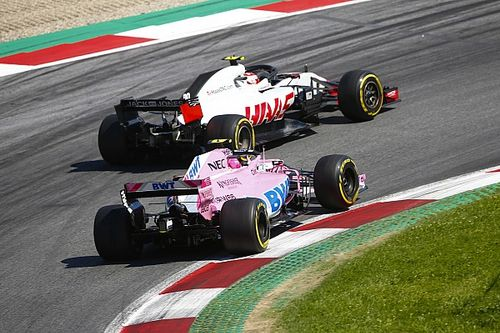 "Force India ve ""ironía e hipocresía"" en la protesta de Haas"